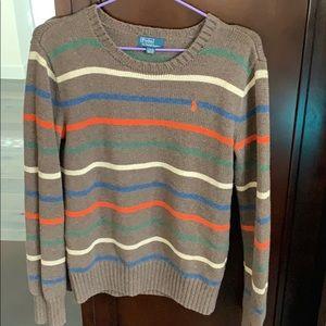 Boys Ralph Lauren sweater (L, 14-16) 160/80